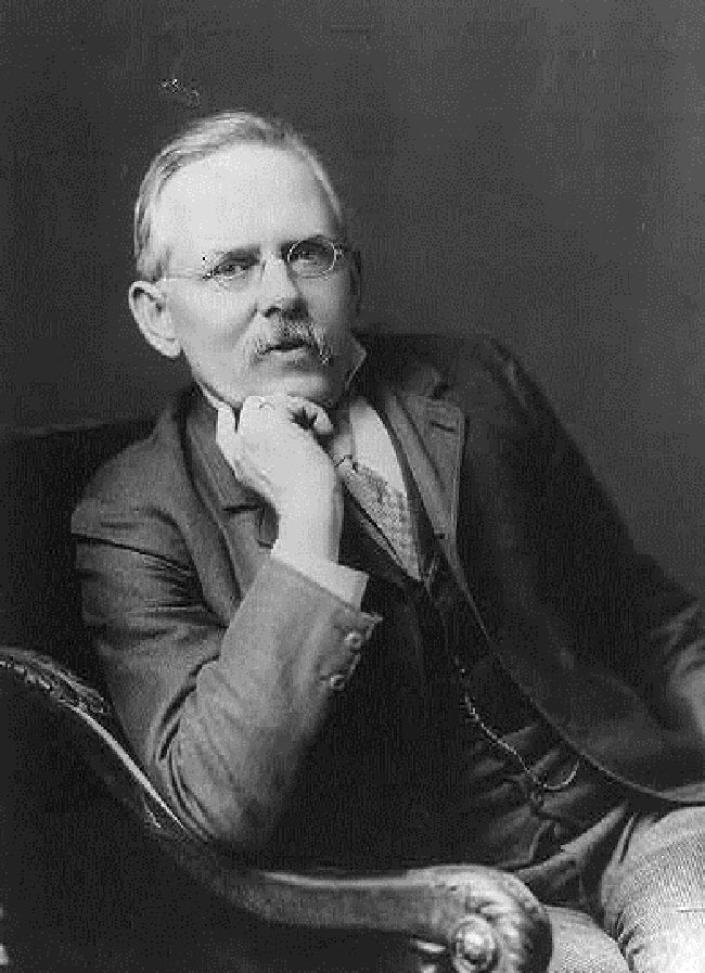 Jacob Riis, Author of How the Other Half Lives: Studies Among the Tenements of New York