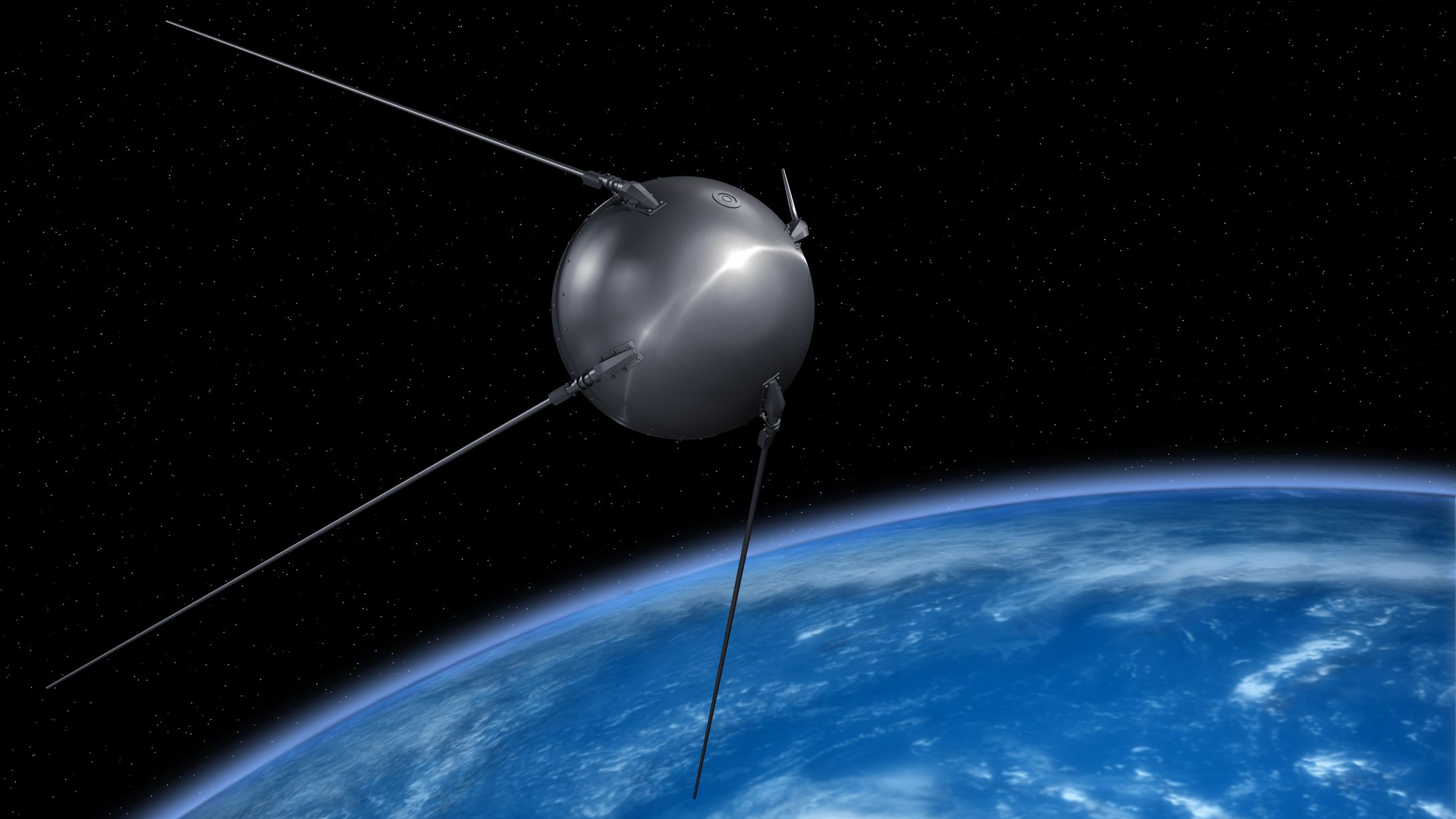 The World's First Artificial Satellite