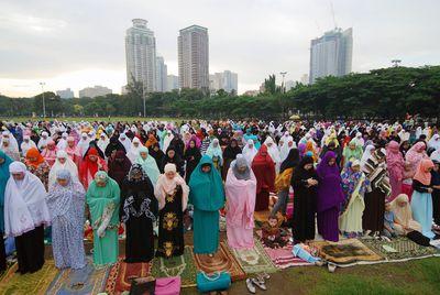 Ramadan mubarak and other common ramadan greetings muslims celebrate the end of ramadan m4hsunfo