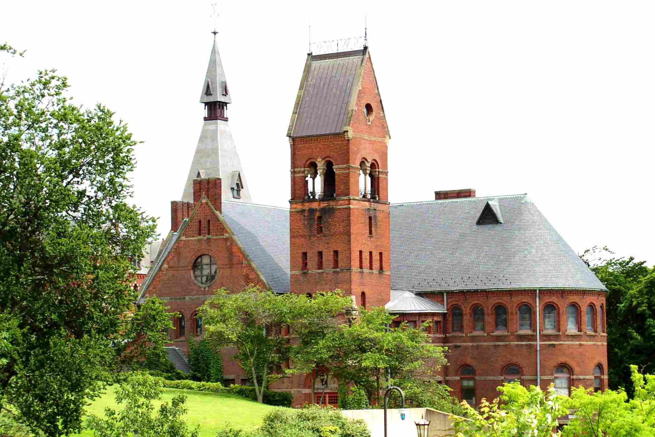 Cornell University Barnes Hall