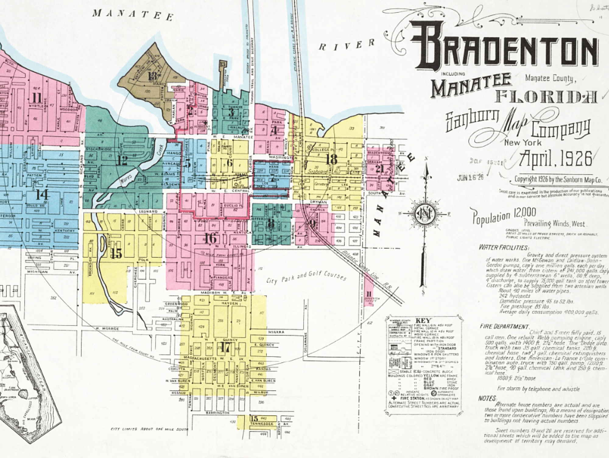 Sanborn Fire Insurance Maps Online: Where to Find on