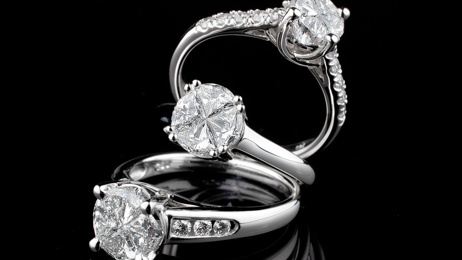 What is the chemical composition of white gold