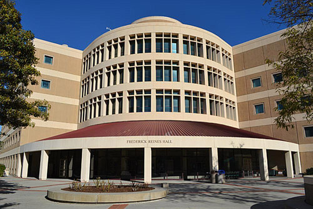 Frederick Reines Hall at UC Irvine