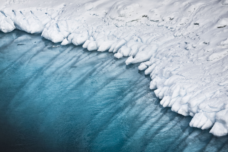 Iceberg detail, Antarctic Peninsula.