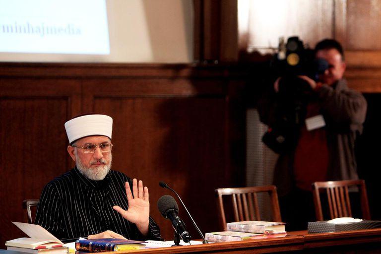 A Leading Muslim Scholar Issues A Fatwa On Terrorism