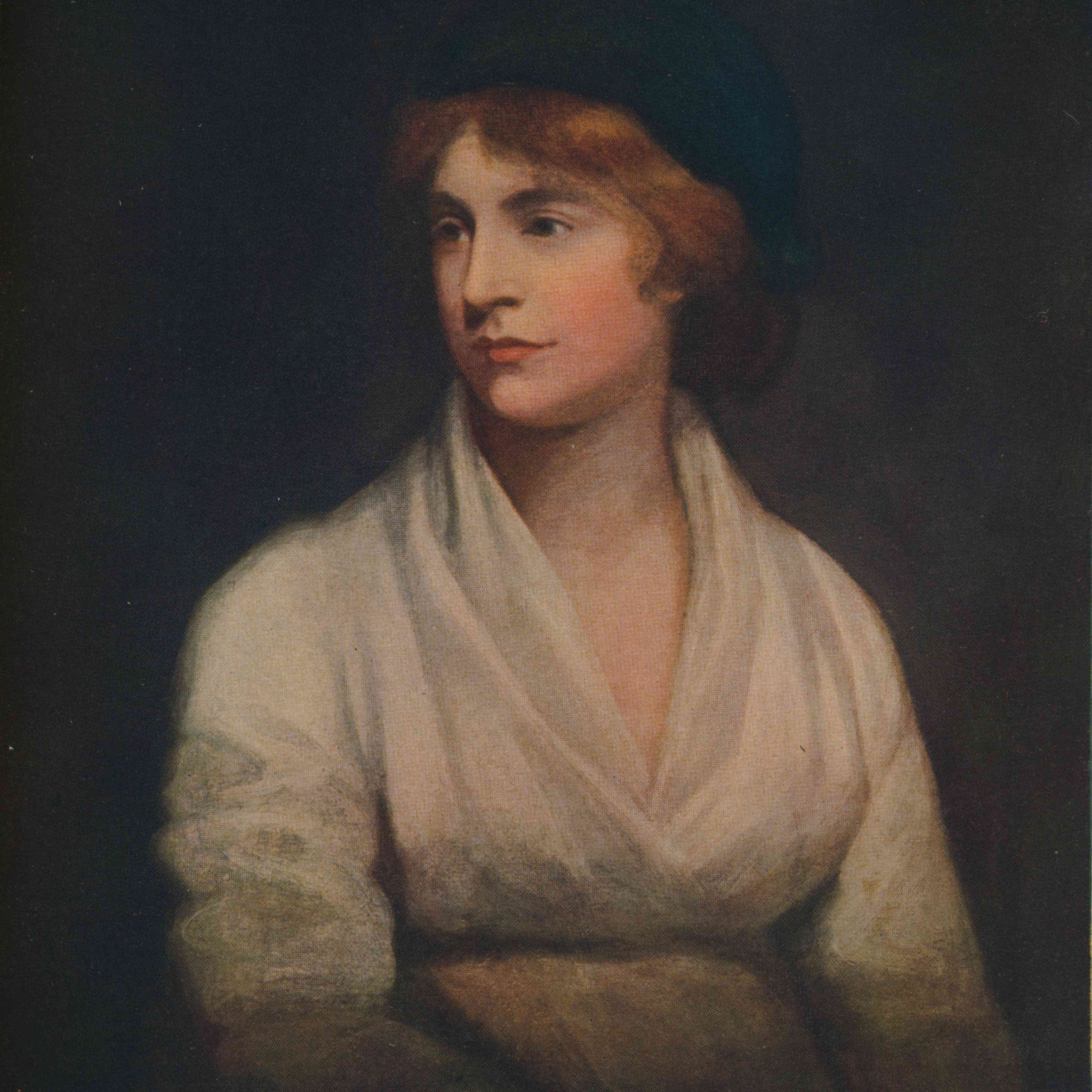 María Wollstonecraft, c1797