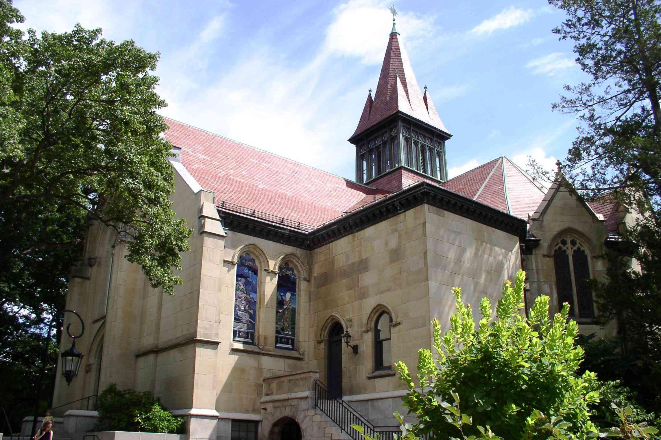 The Wellesley Chapel