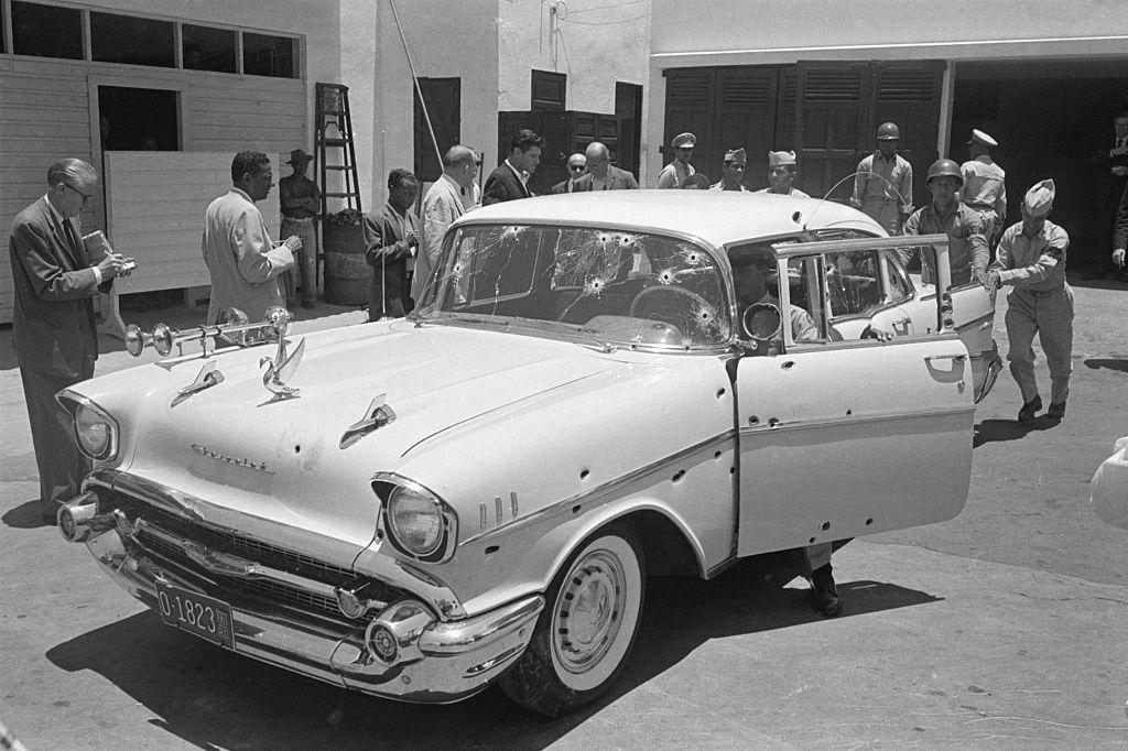 Car in Which Rafael Trujillo was Assassinated