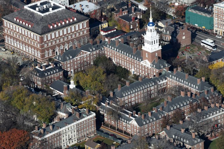 Lowell House at Harvard University