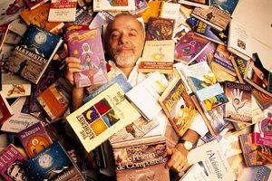 Brazilian Writer Paulo Coelho