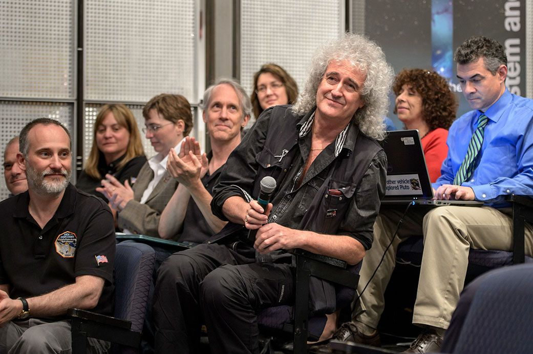 Biography of Brian May, Rock Star and Astronomer