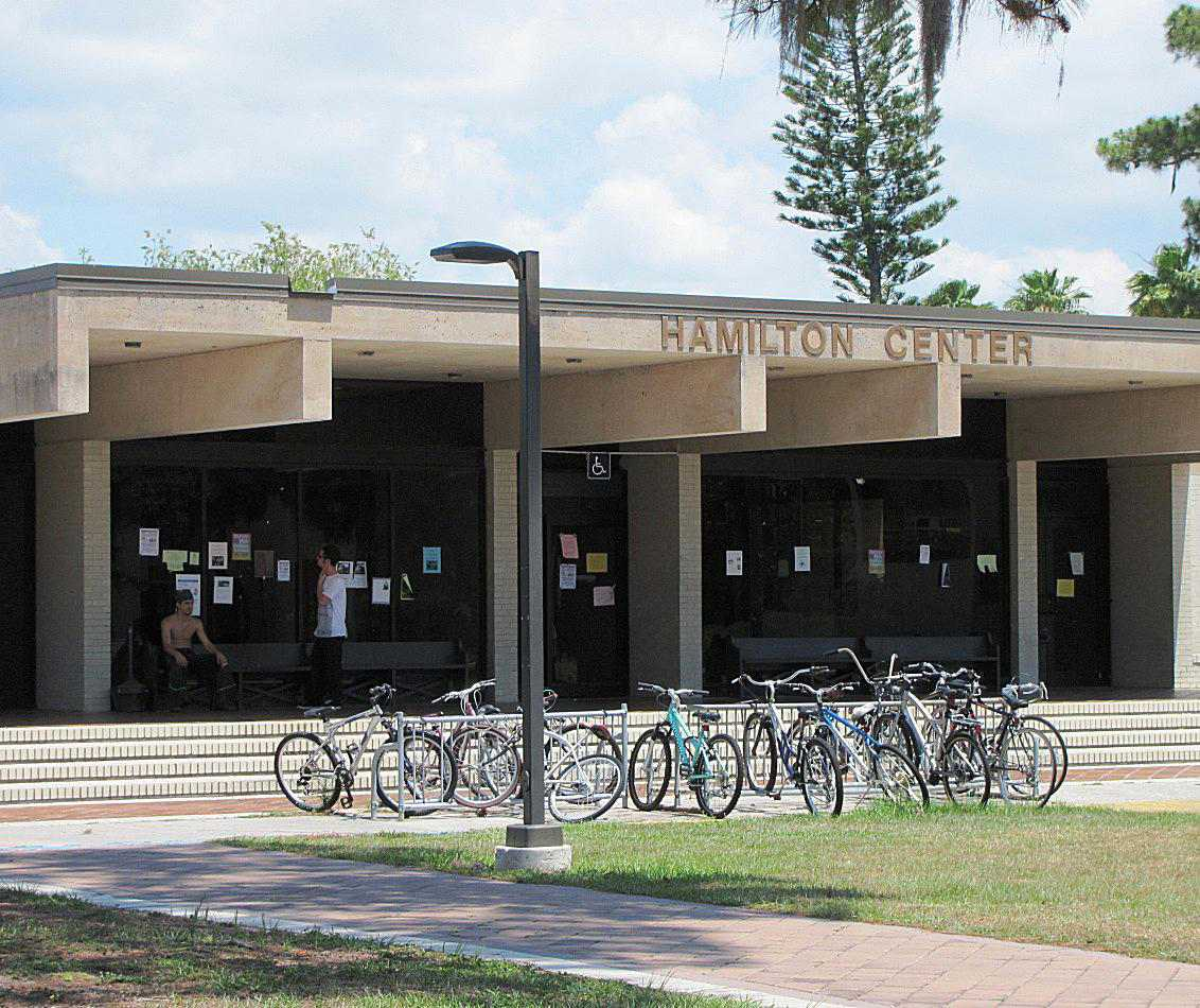 Hamilton Center at New College of Florida