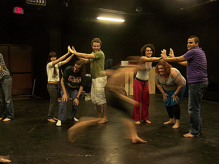 Black Box Theater at New College of Florida