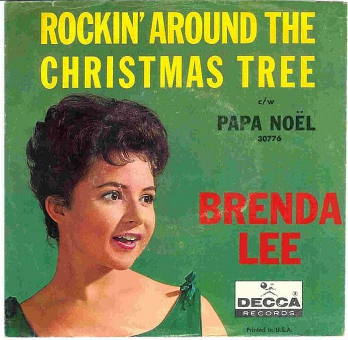 brenda lee rockin around the christmas tree - Best Christmas Carol Movie