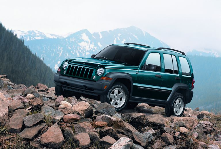 2006 jeep liberty 4x4 mpg
