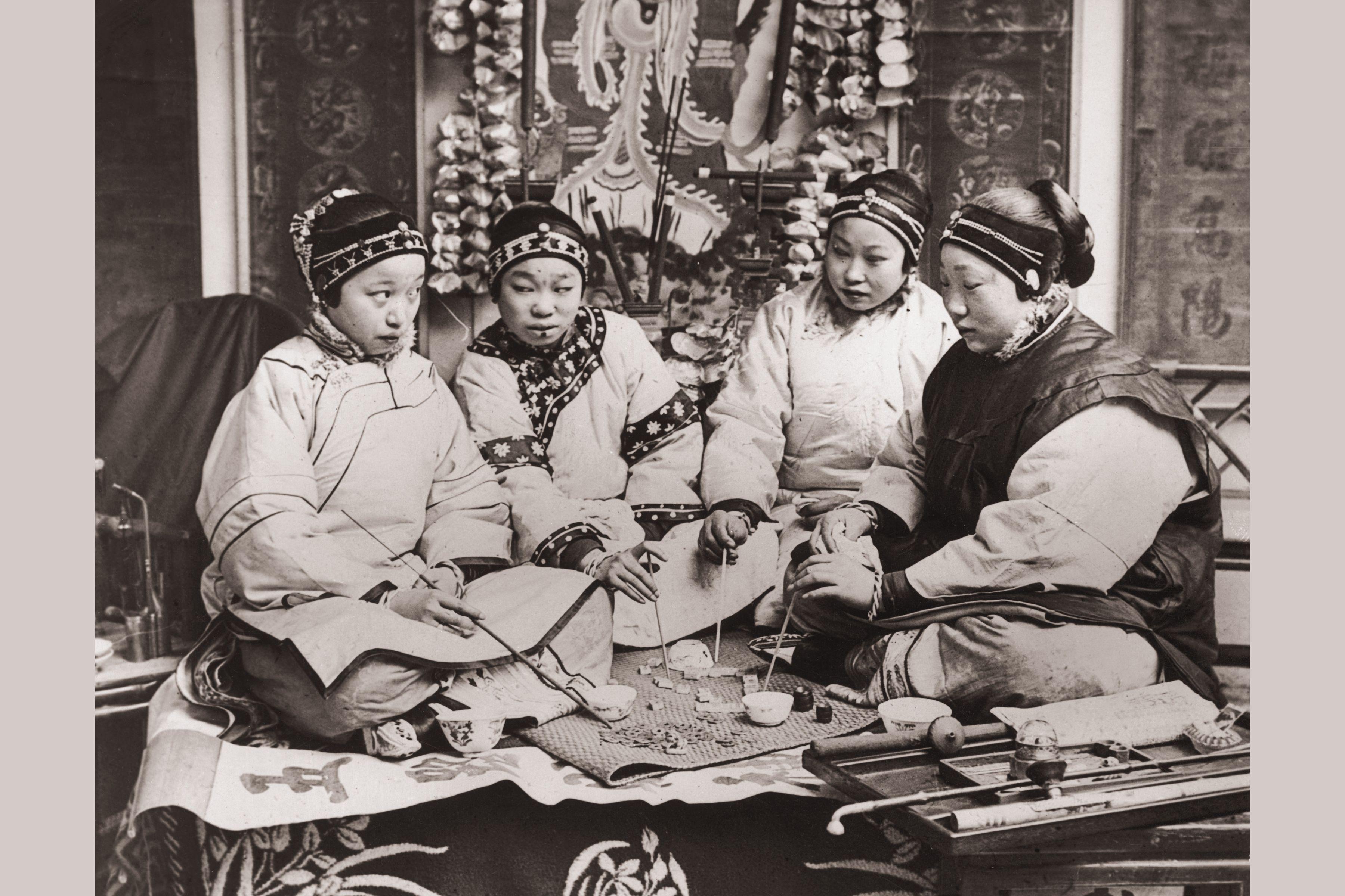 Nushu, a Woman-Only Language of China