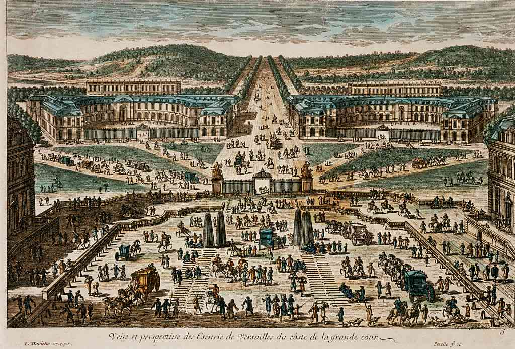 Stables of Versailles