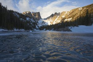 Dream Lake in Rocky Mountain National Park