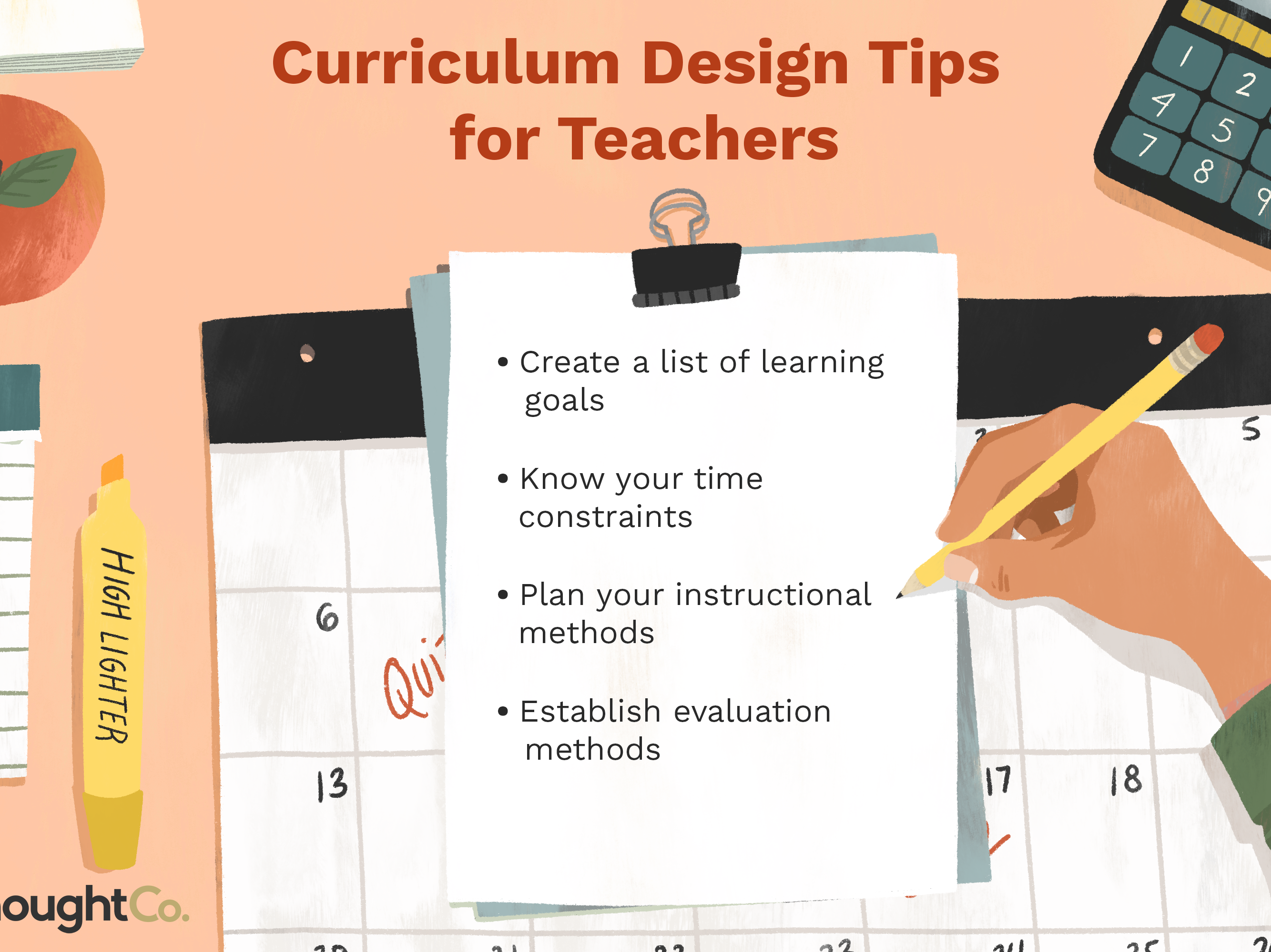 Curriculum Design Definition Purpose And Types