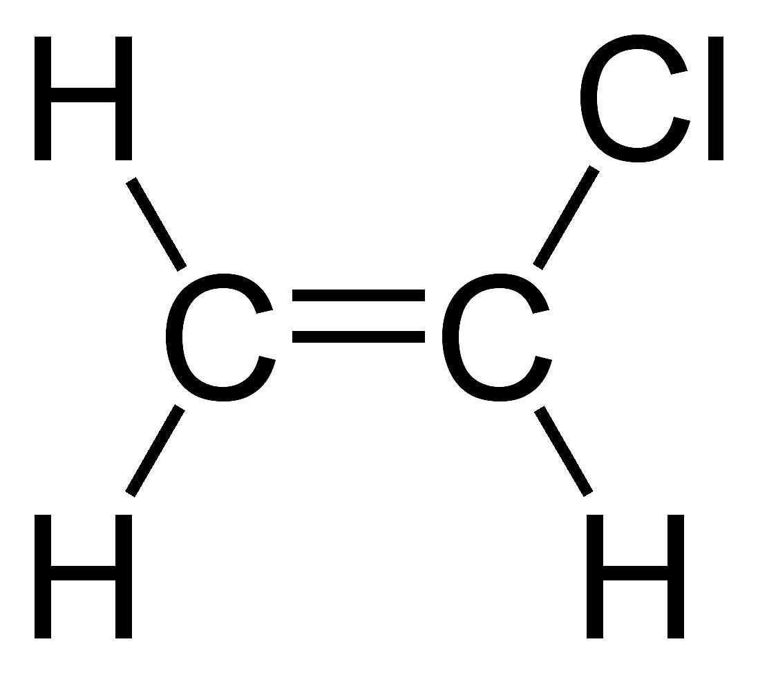 Vinyl chloride is also known as chloroethene.
