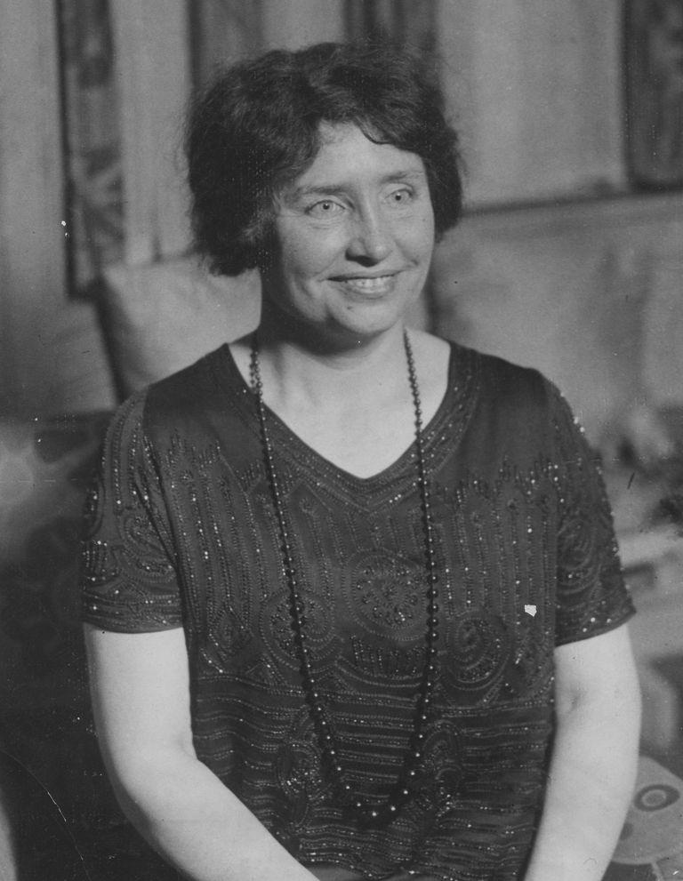 A Picture Of Helen Keller