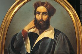 Marco Polo painting
