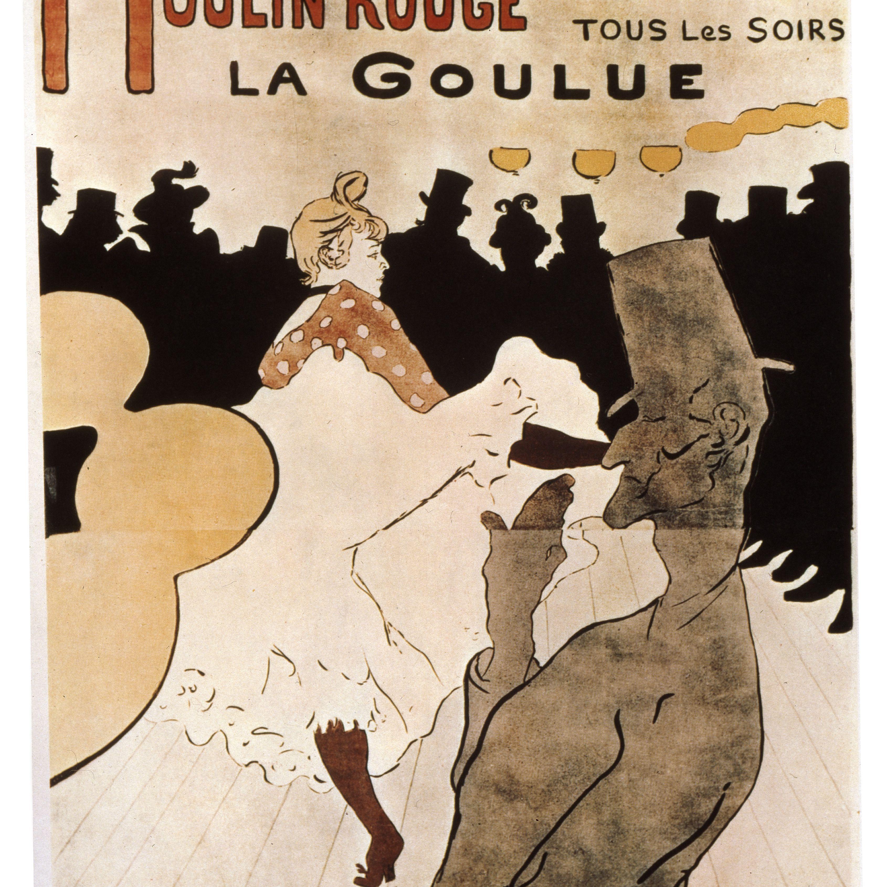 Henri de Toulouse-Lautrec: Artist of Bohemian Paris