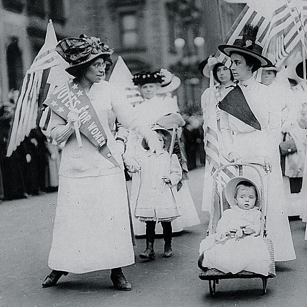 Suffragists' March (1912)