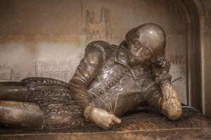 Statue of Shakespeare