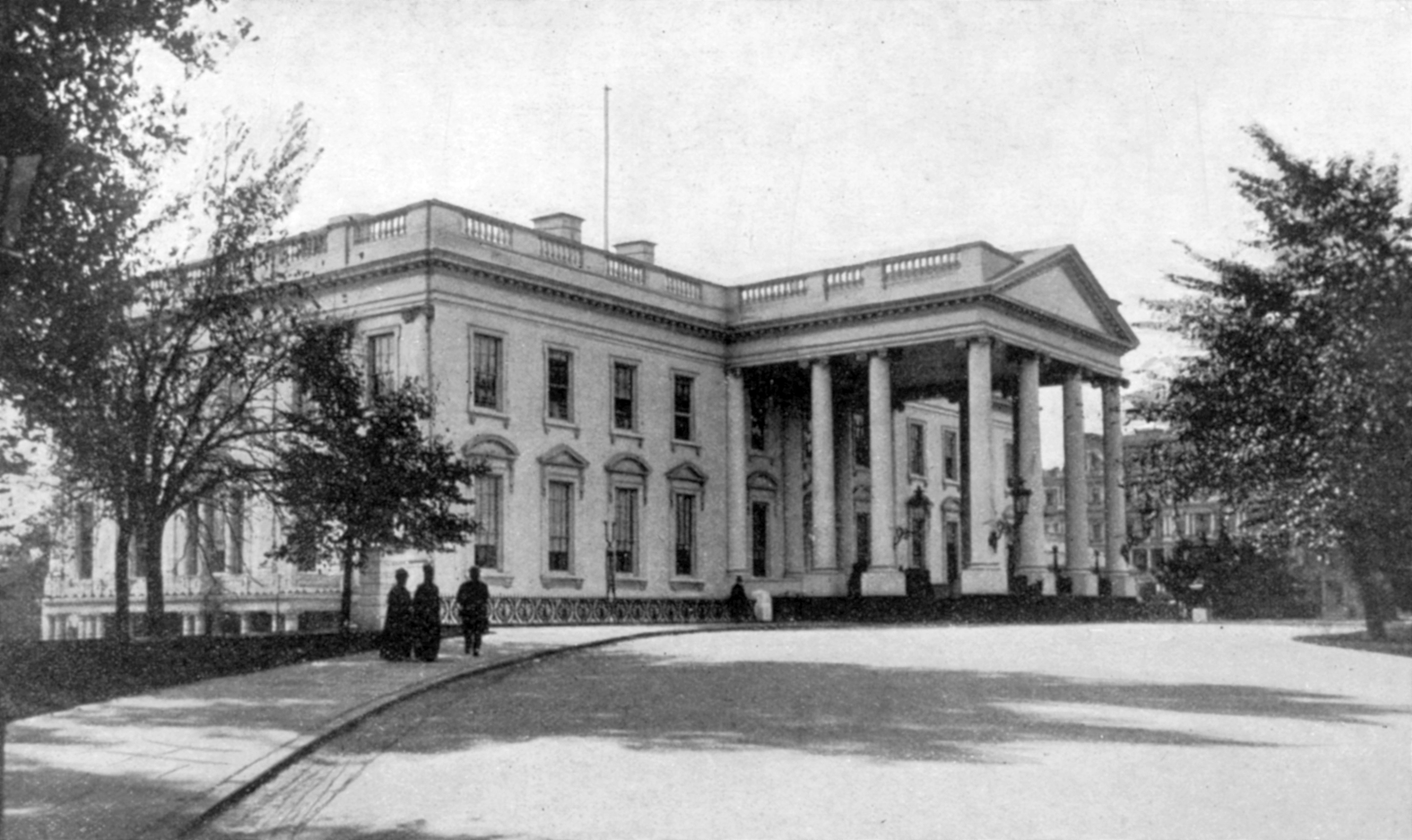 White House Historic 1901
