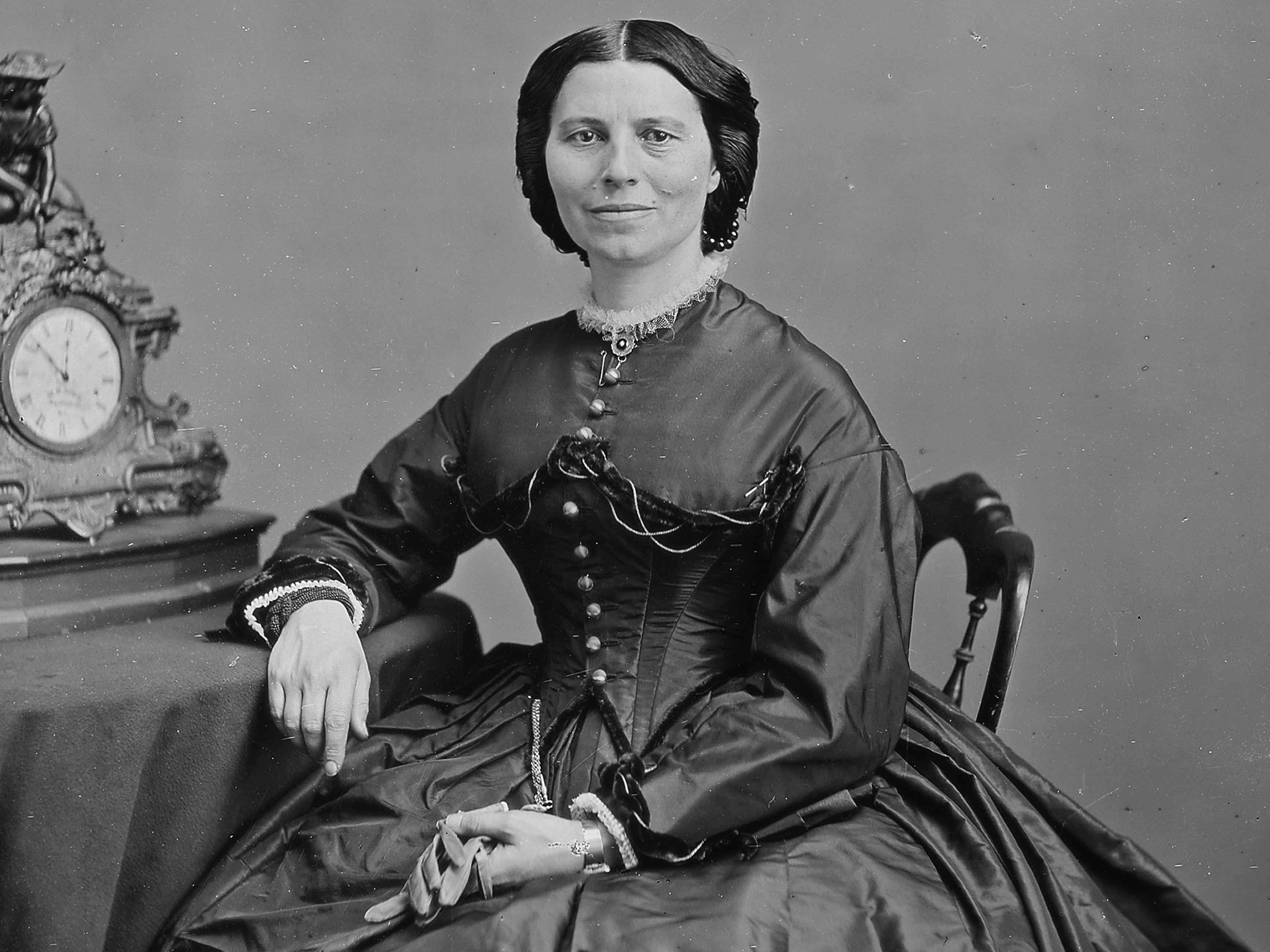 Clara Barton: Civil War Nurse, Red Cross Founder