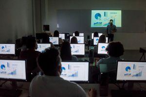 School of economics classroom