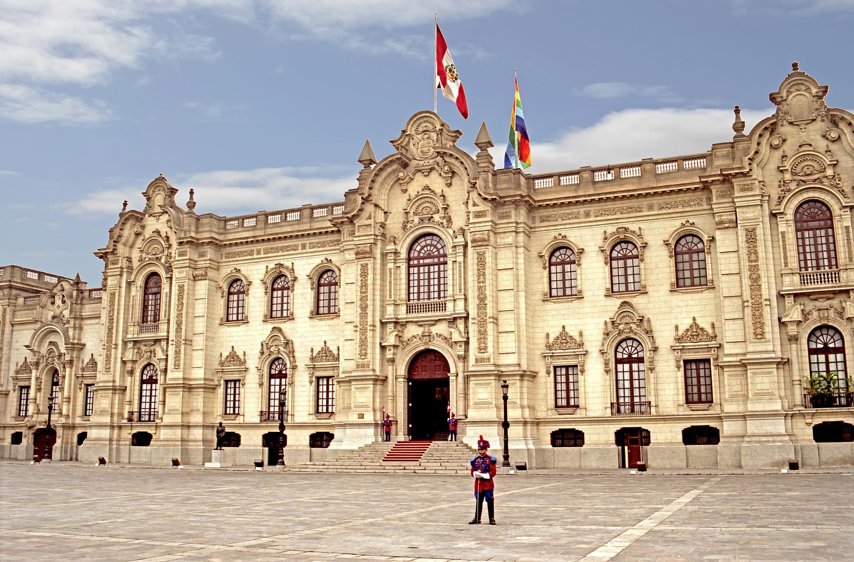 palacio gobierno