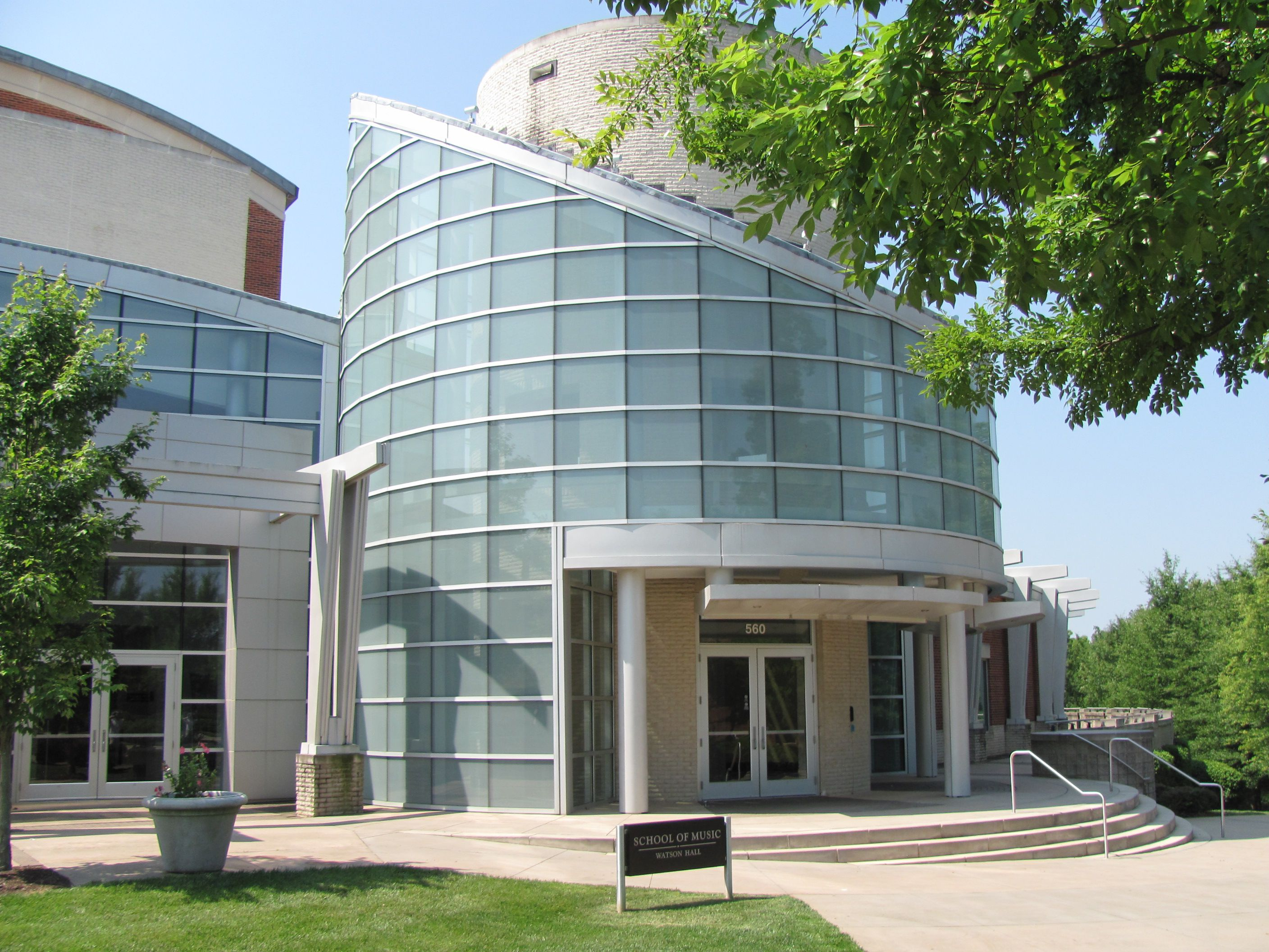 The School of Music at the University of North Carolina School of the Arts
