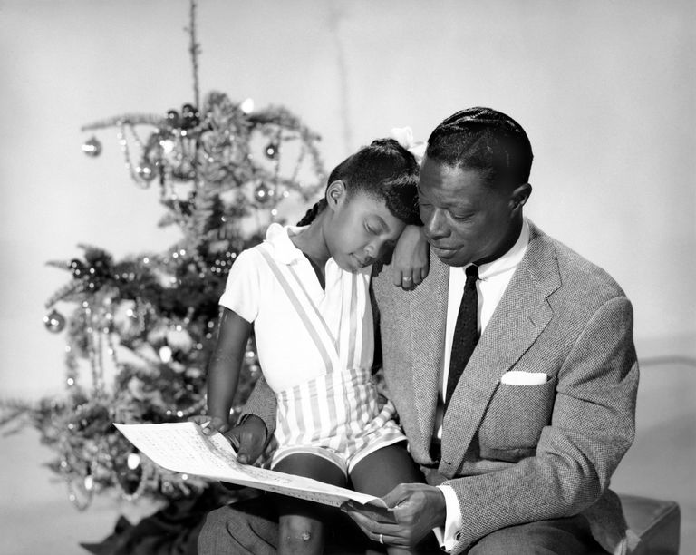 nat king cole natalie christmas