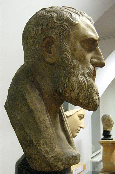 Herm of Zeno of Citium.