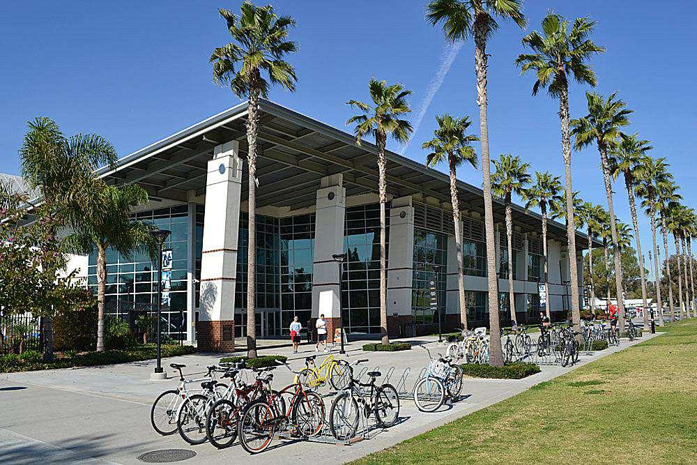 Student Recreation Center at CSUF