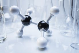 Ethane is an example of an unsaturated compound.