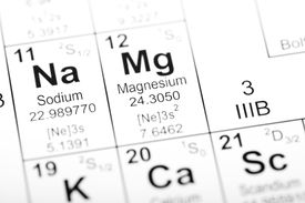 The first column of the periodic table contains the alkali metals.