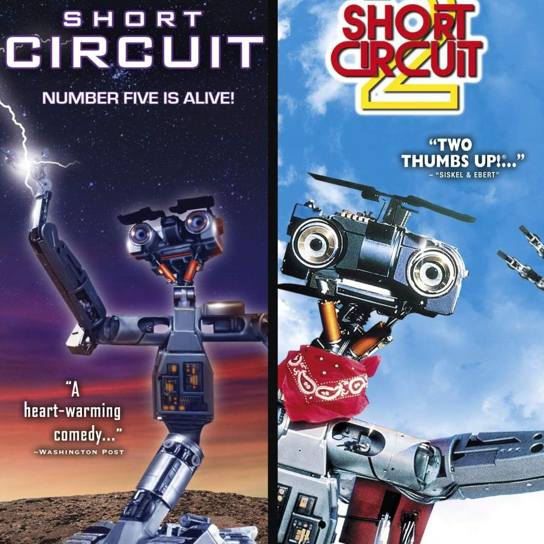 Top Robot Movies For Kids And Families Short Circuit Game Movie